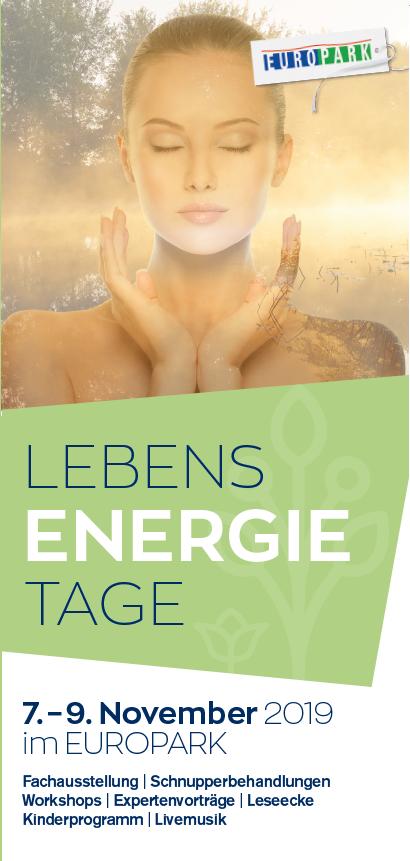 Lebensenergietage 2019 - Europark Salzburg