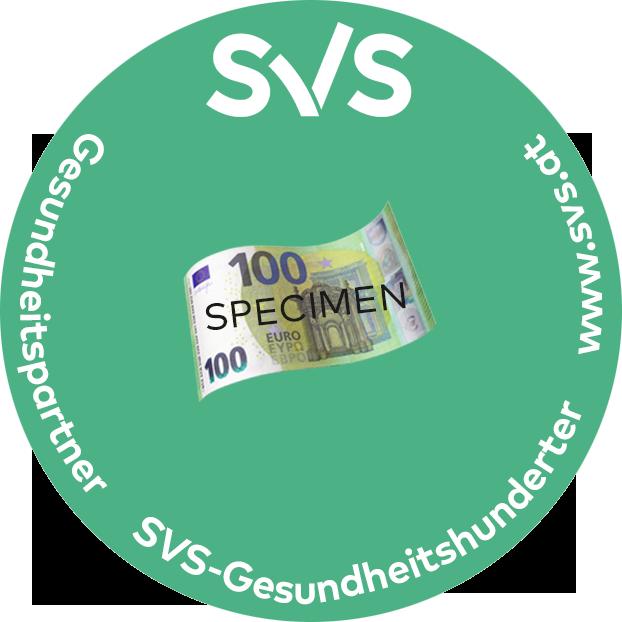 SVS - Gesundheitshunderter - Das Neue Ich